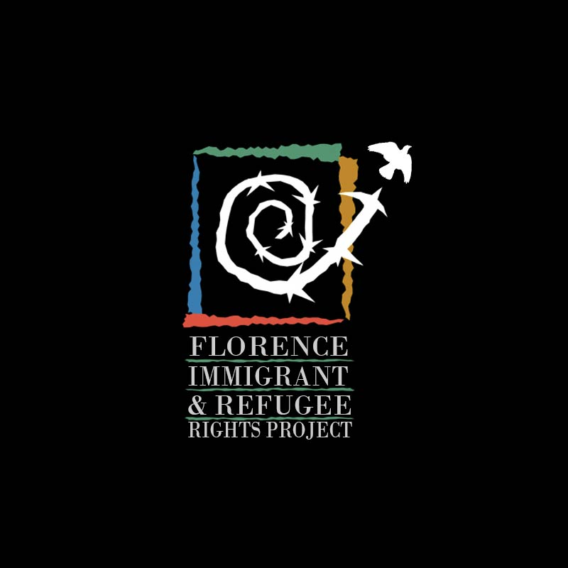 Florence Immigrant & Refugee Rights Project logo design